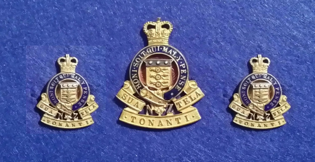 1955-1996 GS&E Badge