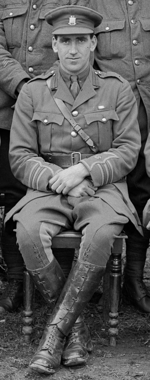 Temporary Major Charles Ingram Gossage