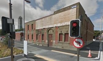 Defence Stores, Bunny Street, Wellington. Goggle Maps/Public Domain