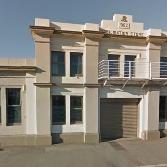Dunedin Mobilisation Stores, 211 St Andrews Street, Dunedin. Google Maps/ Public Domain