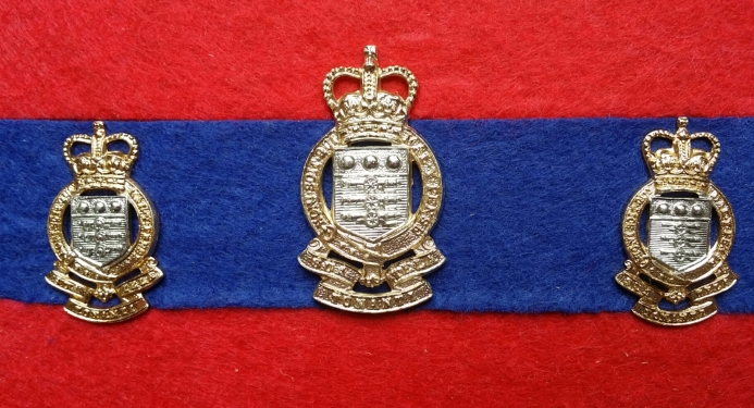 Royal Army Ordnance Corps, 1953-1993. Robert McKie Collection