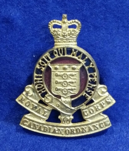 Royal Canadian Ordnance Corps, 1953-1961. Robert McKie collection