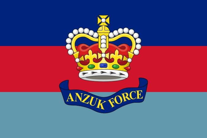 ANZUK Flag