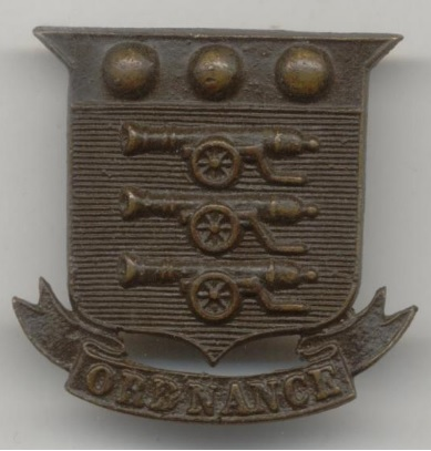 UK Army Ordnance Department . 1895-1918