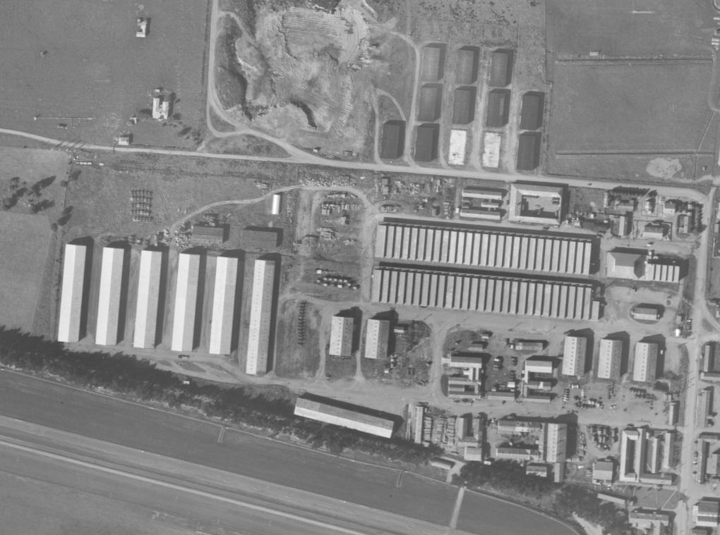 Trentham - 1945
