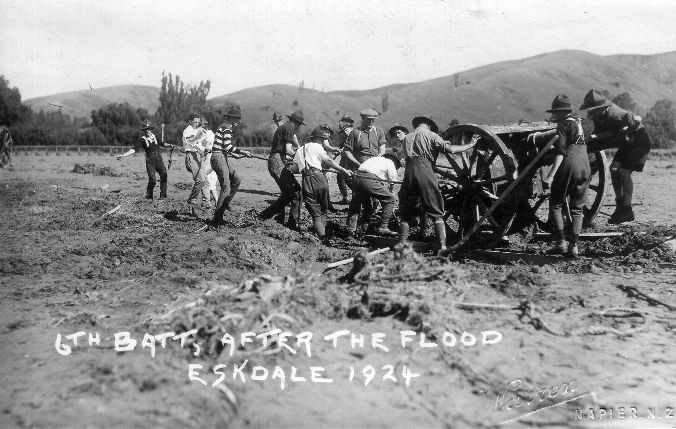 dalton jw 11c eskdale flood 1924