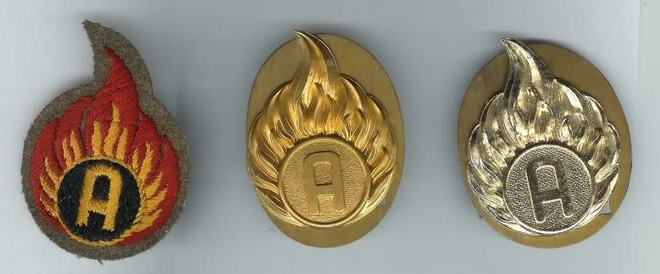 Large 'Ammunition Examiner' Badge c1950