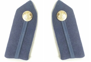 RNZAOC Gorget patch pair