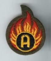 Small 'Ammunition Technician' Badge c1960