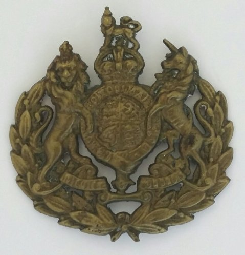 Warrant Officer Class One, Conductor Badge. Robert McKie Collection
