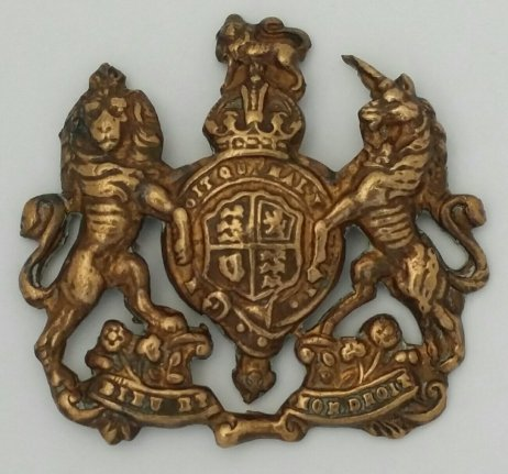 Warrant Officer Class One, Sub-Conductor Badge. Robert McKie Collection