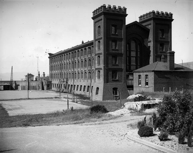 Alexandra Barracks