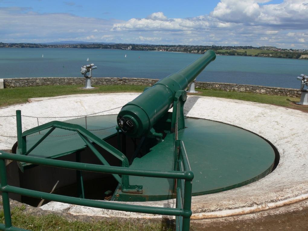 Auckland Gun