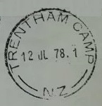 Trentham post mark