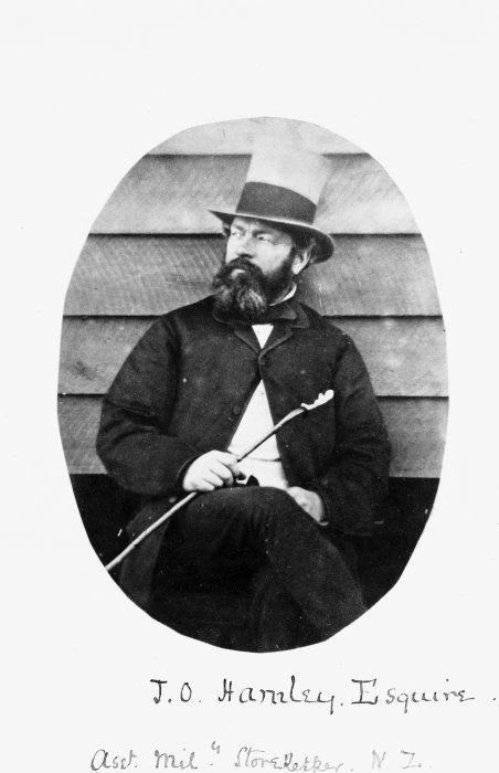 Joseph Osbertus Hamley