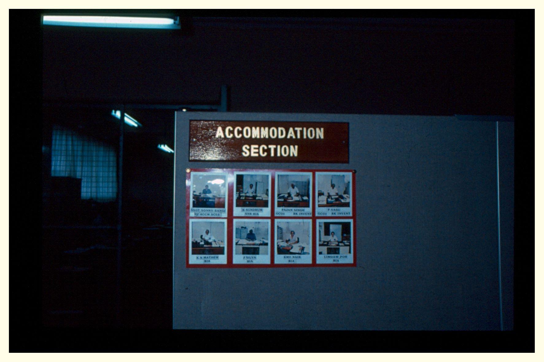 Accomadation Stores 1
