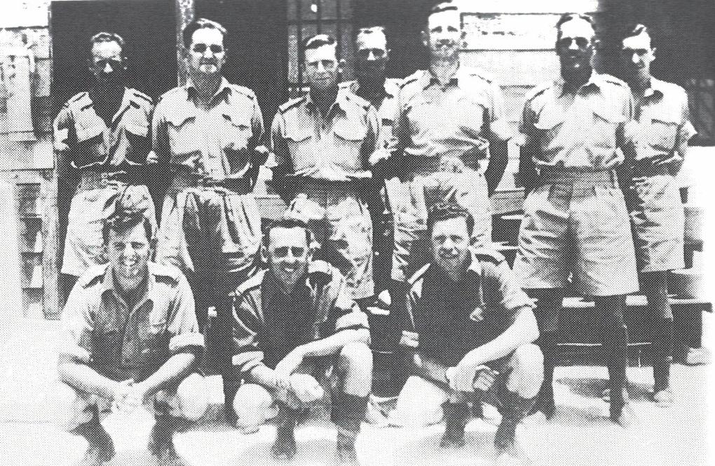 BOD Staff Dec 1943