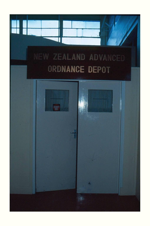 NZAOD Entrance