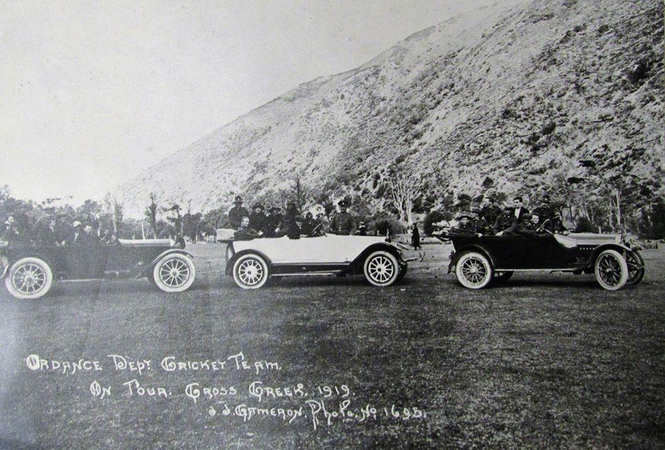 Cricket 1919