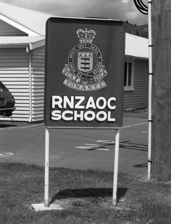 RNZAOC School
